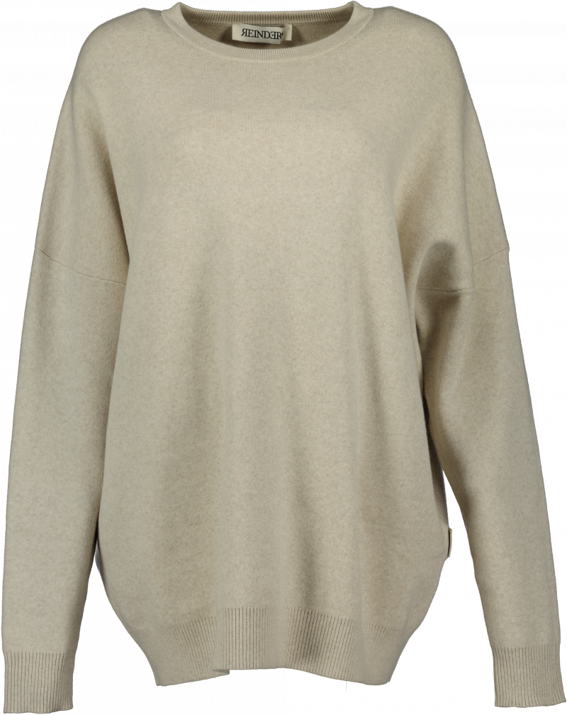 REINDERS SWEATER BACK EMBROIDERY