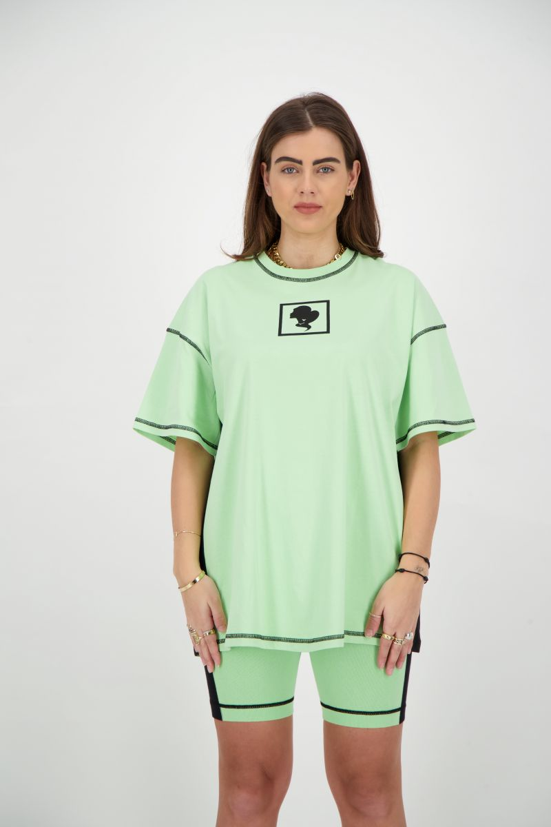 HARLEY T-SHIRT OVERSIZED