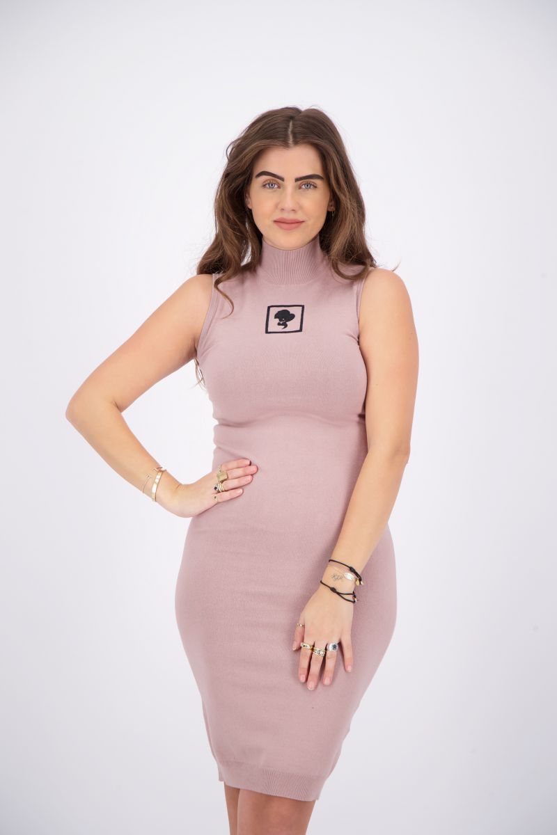 JULIE DRESS HEADLOGO SQUARE