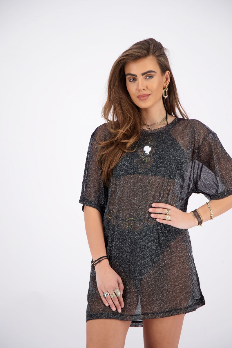 SPARKLE T-SHIRT OVERSIZED